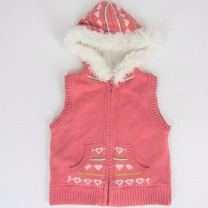 GYMBOREE Gingerbread Girl Outfit 5 6 Skirt Hooded